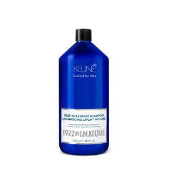 Keune 1922 by J.M Keune Deep-Cleansing Shampoo 1 Litre