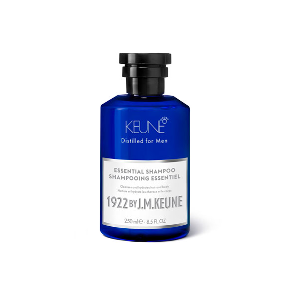 Keune 1922 by J.M Keune Essential Shampoo 250ml