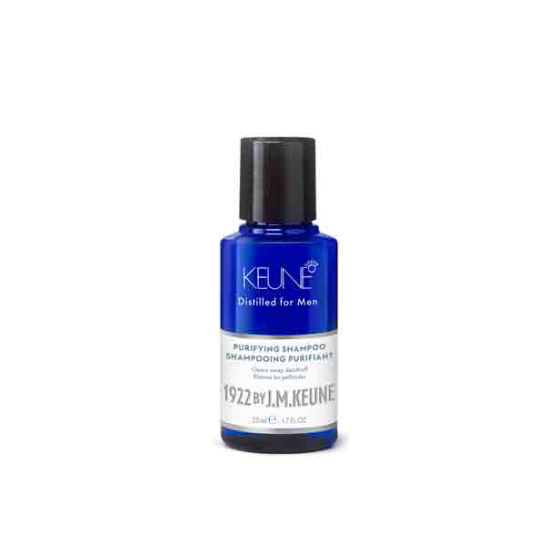 Keune 1922 by J.M Keune Purifying Shampoo 50ml