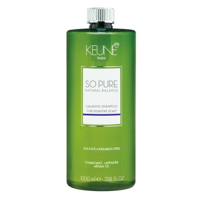 Keune So Pure Calming Shampoo 1 Litre