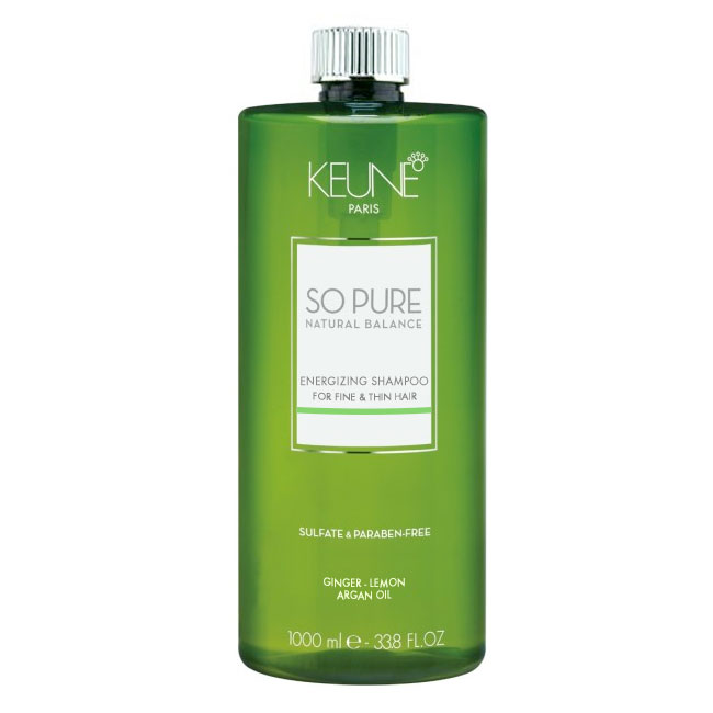 Keune So Pure Energizing Shampoo 1 Litre