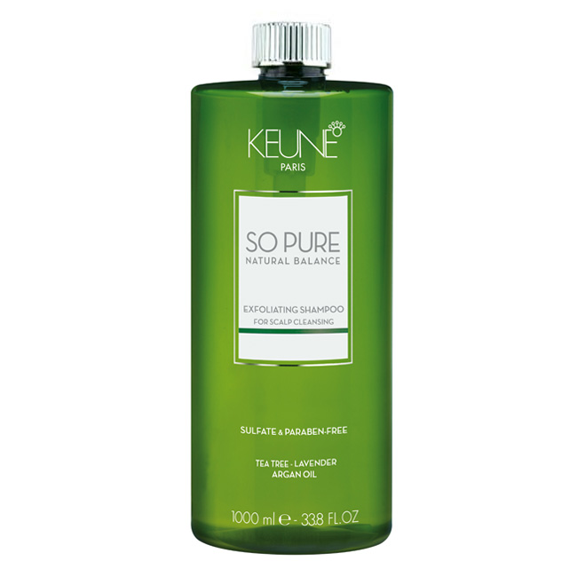 Keune So Pure Exfoliating Shampoo 1 Litre