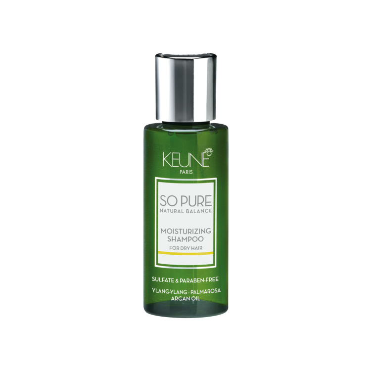 Keune So Pure Moisturizing Shampoo 50ml