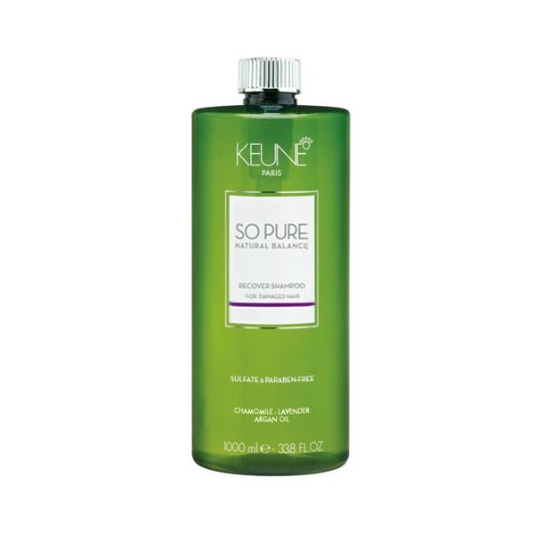 Keune So Pure Recover Shampoo 1 Litre