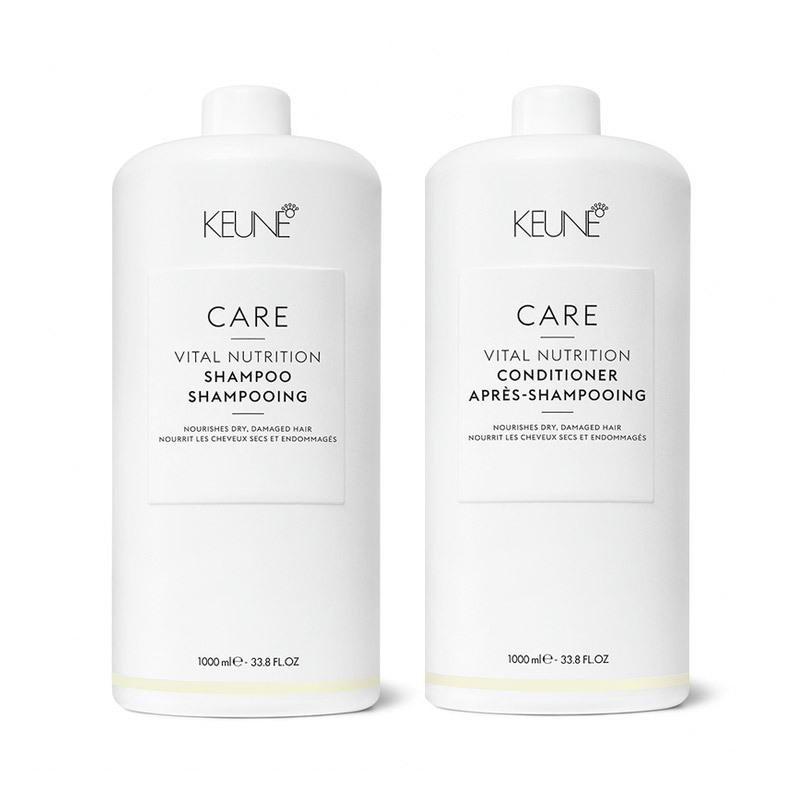Keune Care Vital Nutrition Duo Pack