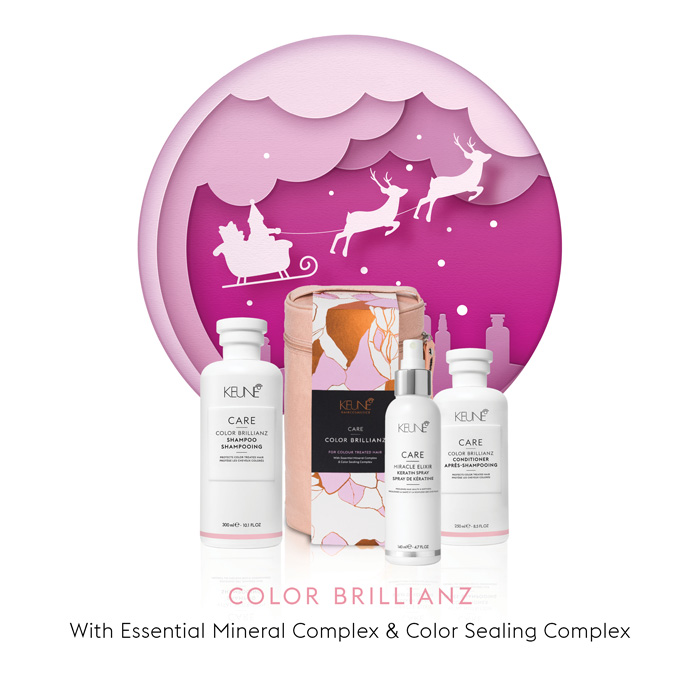 Keune Care Color Brillianz Xmas Pack