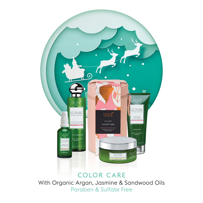 Keune So Pure Color Care Xmas Pack