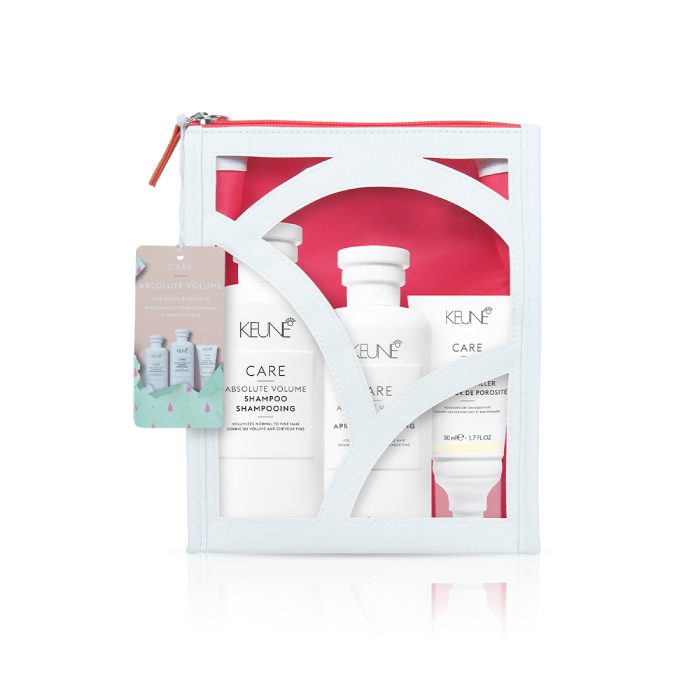 Keune Care Absolute Volume Xmas Trio