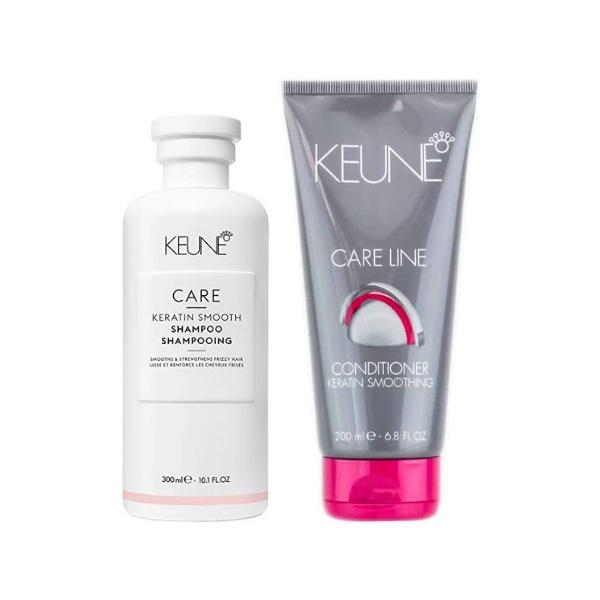 Keune Care Line Keratin Smooth Value Duo (Mixed)