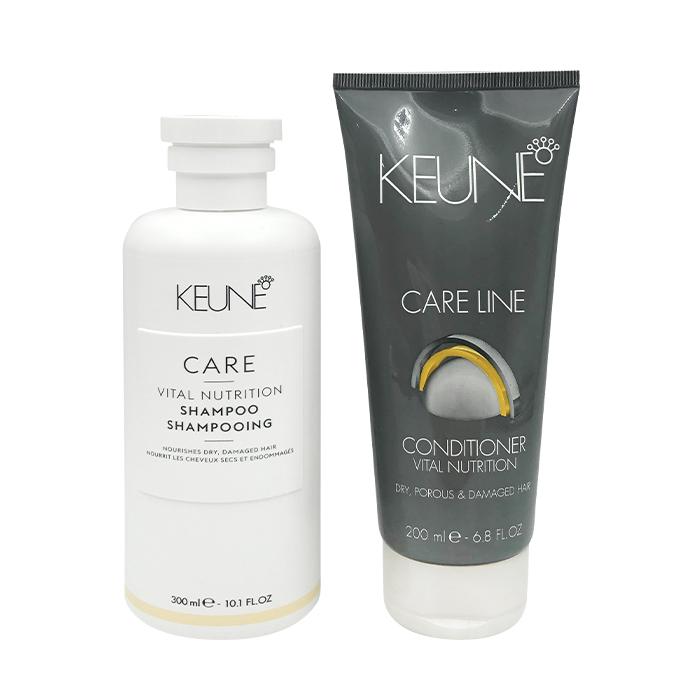 Keune Care Vital Nutrition Mixed Duo