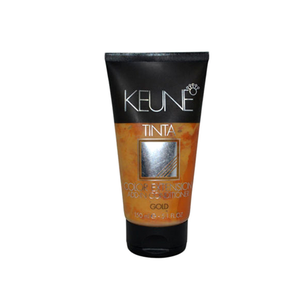 Keune Tinta Colour Extension Add-in Conditioner - Gold 150ml