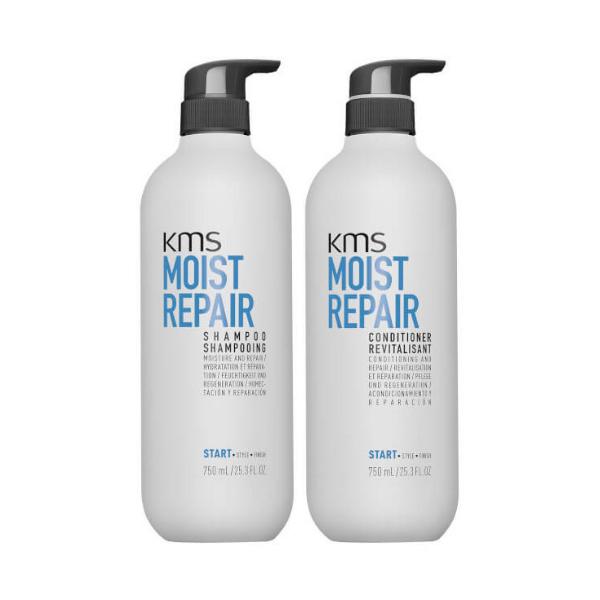 KMS Moist Repair 750ml Duo