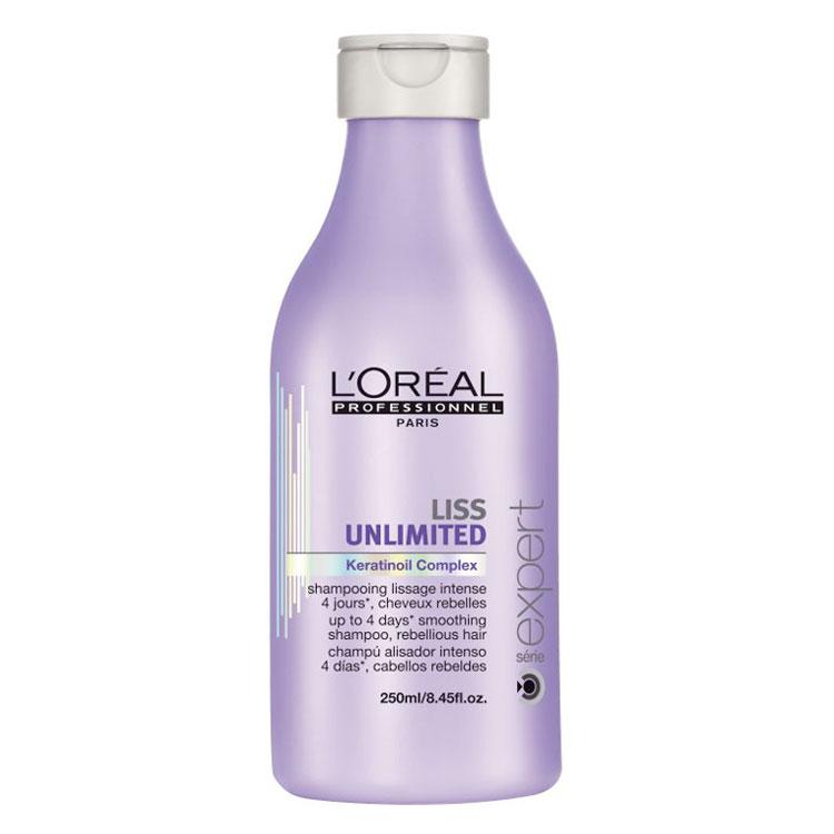 L'Oreal Liss Unlimited Shampoo 250ml