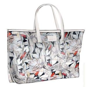 Label.M Limited Edition Giles Deacon Tote Bag