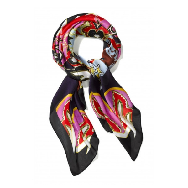 label.m  Limited Edition Mary Katrantzou Scarf