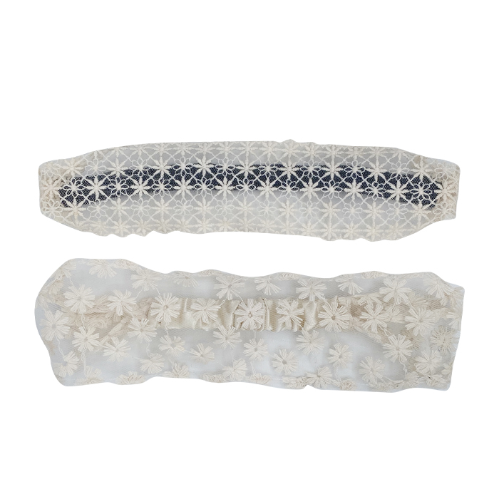 Lace Headband Assorted Duo