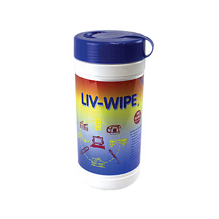 Liv-Wipe Alcohol Wipes