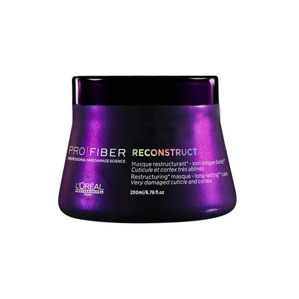 L'Oreal Pro Fiber Reconstruct Masque 200ml