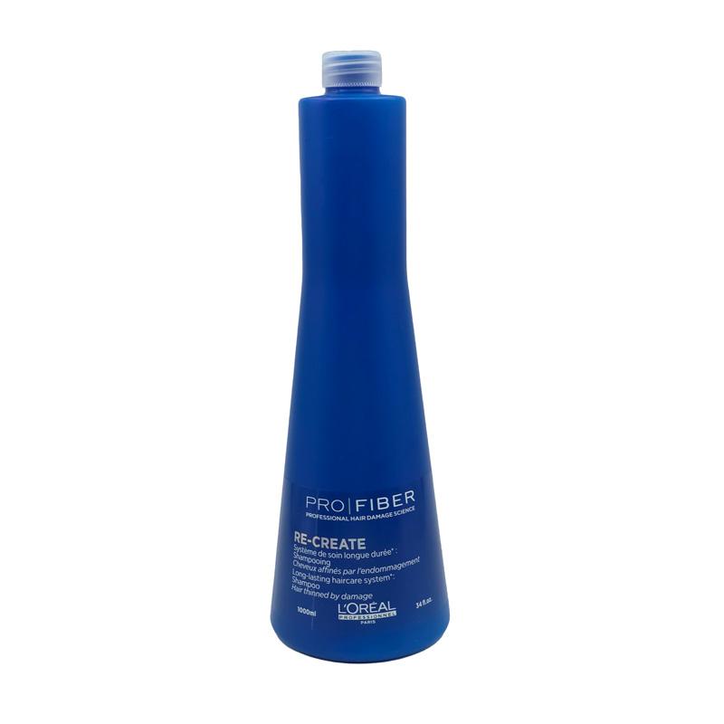L'Oreal Pro Fiber Re-Create Shampoo 1 Litre