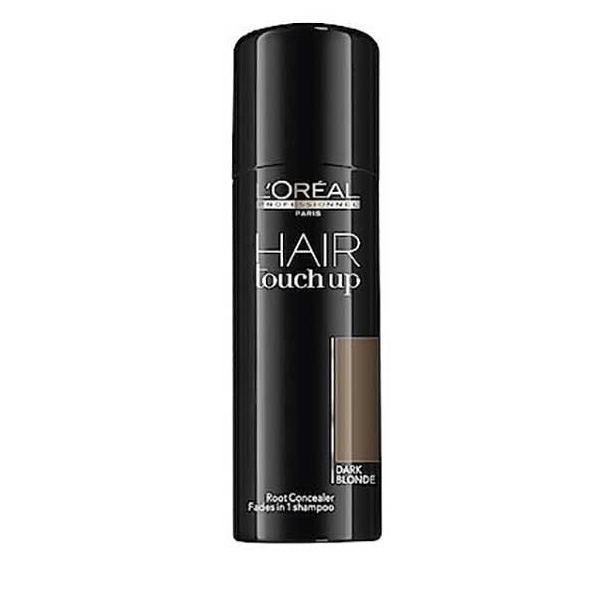 L'Oreal Professional Hair Touch Up Root Concealer Dark Blonde 75ml