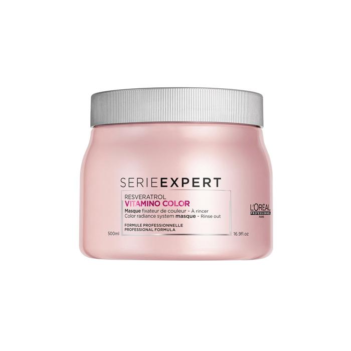 L'Oreal Serie Expert Vitamino Colour Masque 500ml