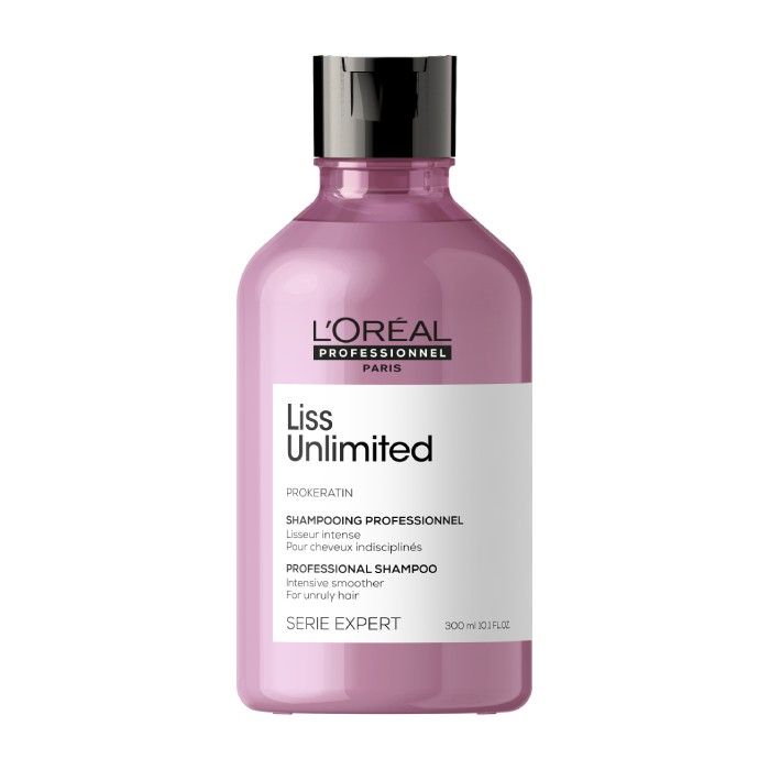 L'Oreal Professionnel Serie Expert Liss Unlimited Shampoo 300ml