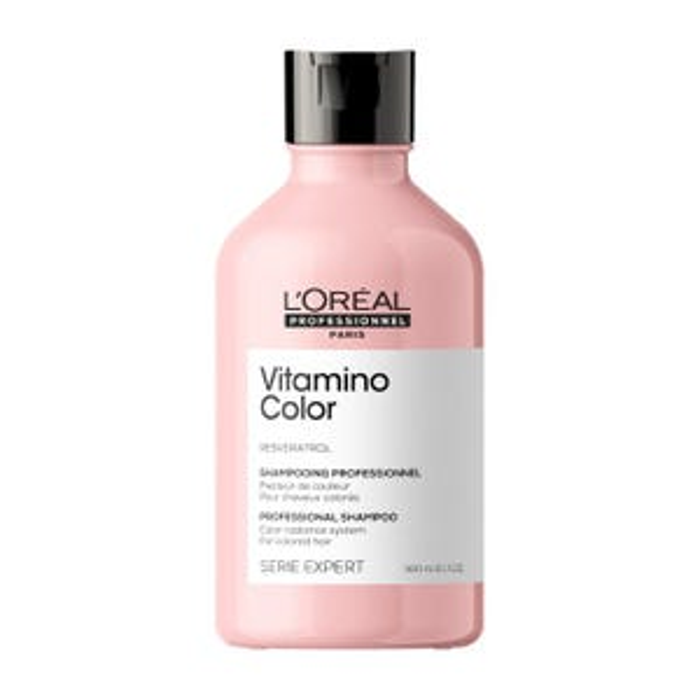 L'Oreal Professionnel Serie Expert Vitamino Colour Resveratrol Shampoo 300ml