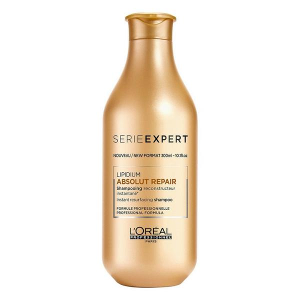 L'Oreal Absolut Repair Lipidium Shampoo 300ml