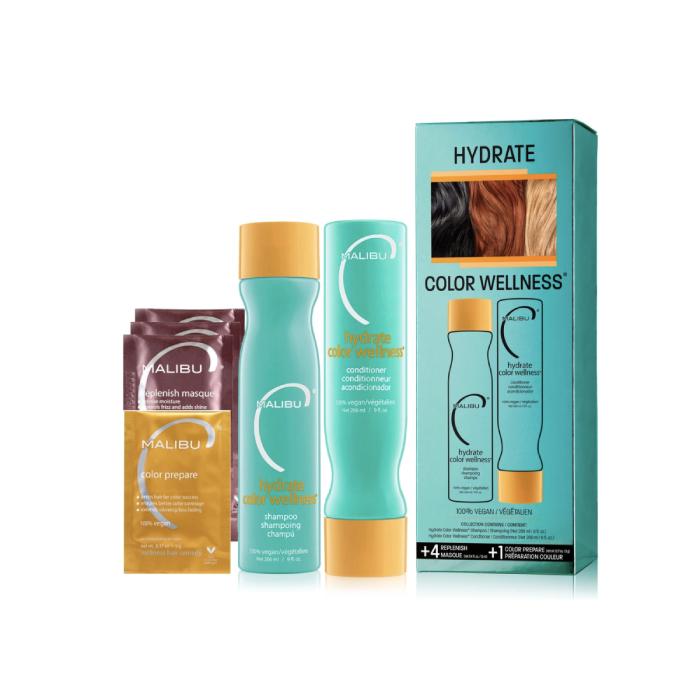 Malibu C Color Wellness Hair Collection