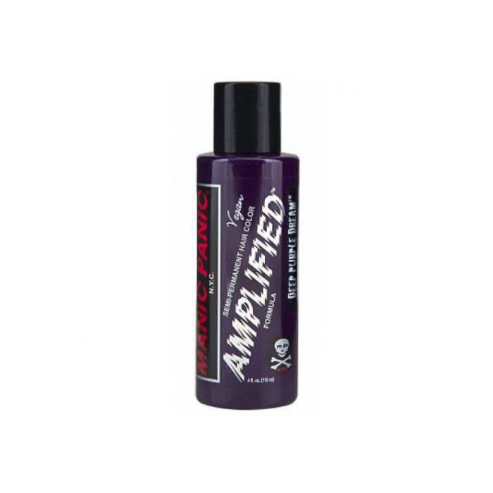 Manic Panic Amplified Deep Purple Dream 118ml
