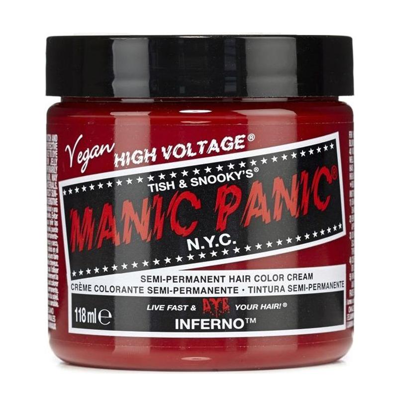 Manic Panic Hair Color Cream Inferno 118ml