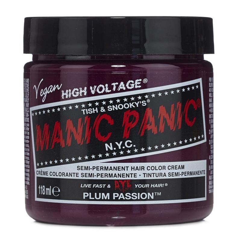 Manic Panic Hair Color Plum Passion 118ml