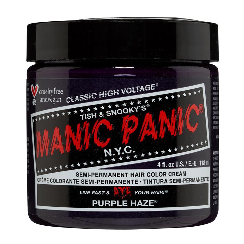 Manic Panic Hair Color Purple Haze 118ml