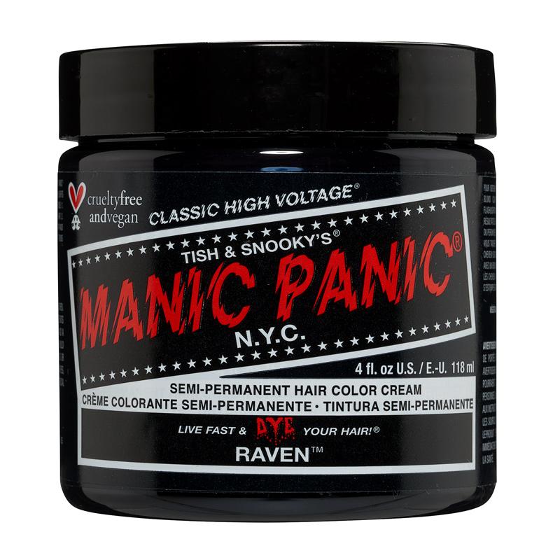 Manic Panic Hair Color Raven 118ml