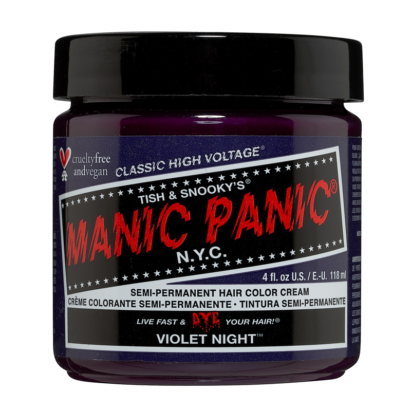 Manic Panic Hair Color Violet Night 118ml