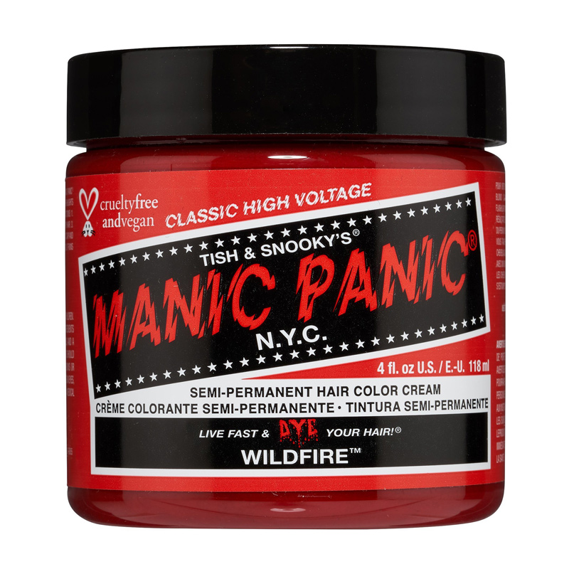 Manic Panic Hair Color Wildfire 118ml