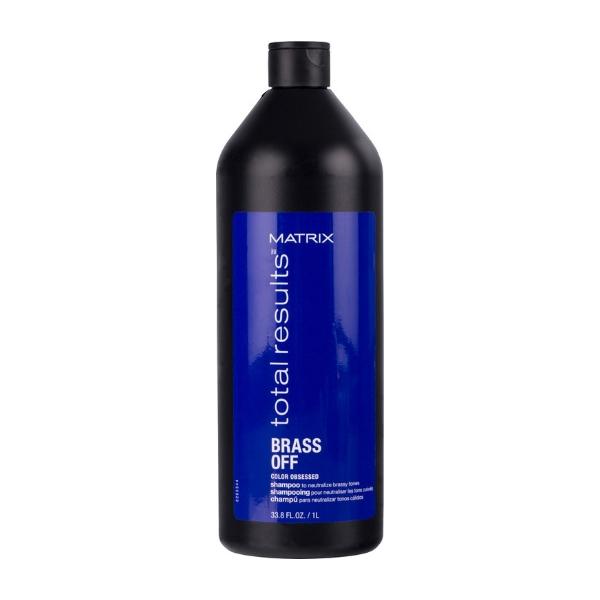 Matrix Total Results Brass Off Shampoo 1 Litre
