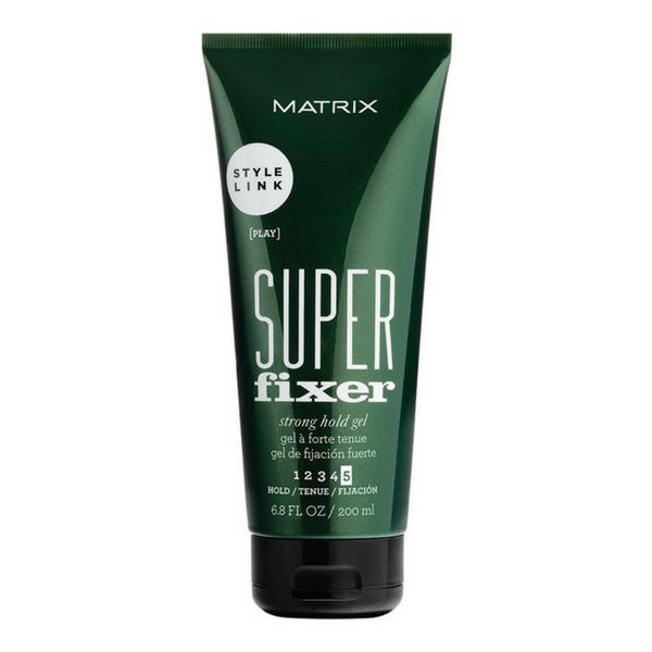 Matrix Style Link Super Fixer Strong Hold Gel 200ml