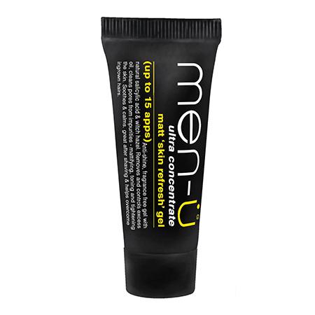 Men-u Matt Skin Refresh Gel 15ml