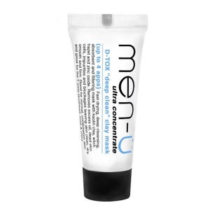 Men-u D-Tox Deep Clean Clay Mask 15ml