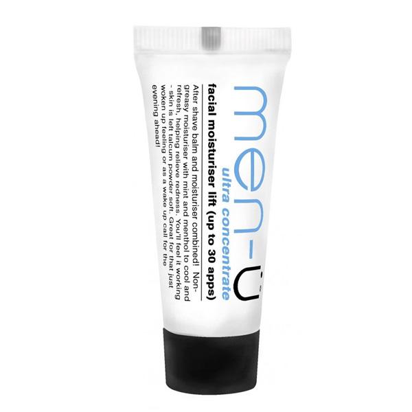 Men-u Facial Moisturiser Lift Buddy Tube 15ml