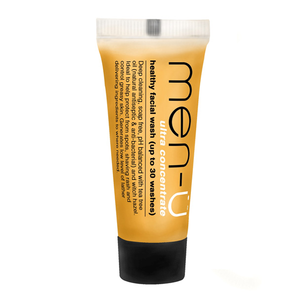 Men-u Healthy Facial Wash Buddy Tube 15ml