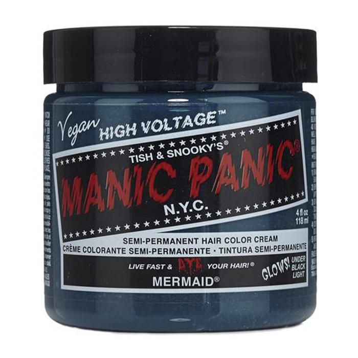Manic Panic Hair Color Cream Mermaid 118ml