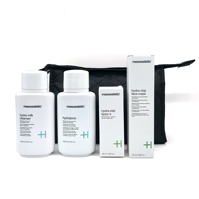 Mesoestetic Home Essentials Kit