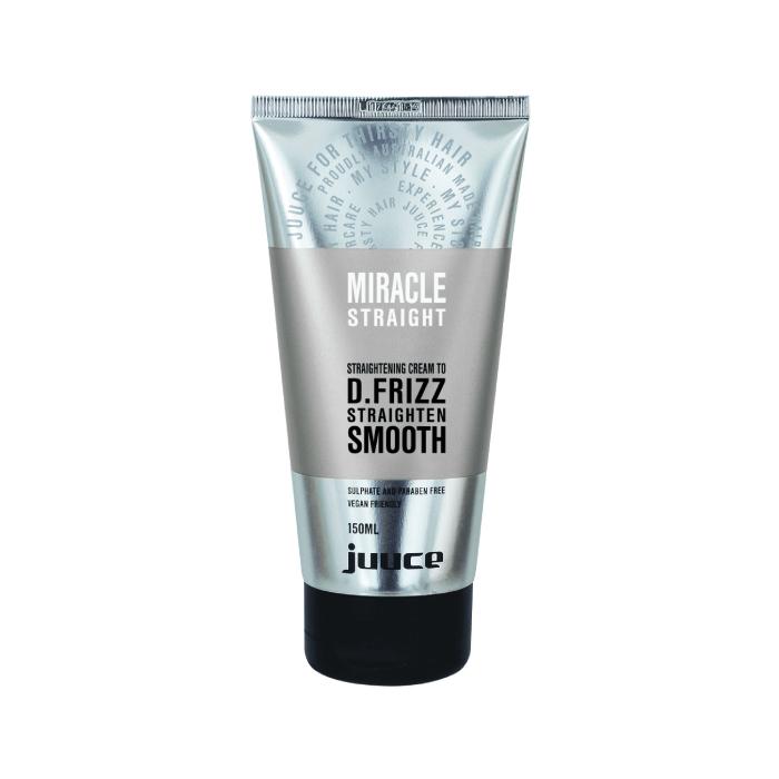 Juuce Miracle Straight Straightening Cream 150ml