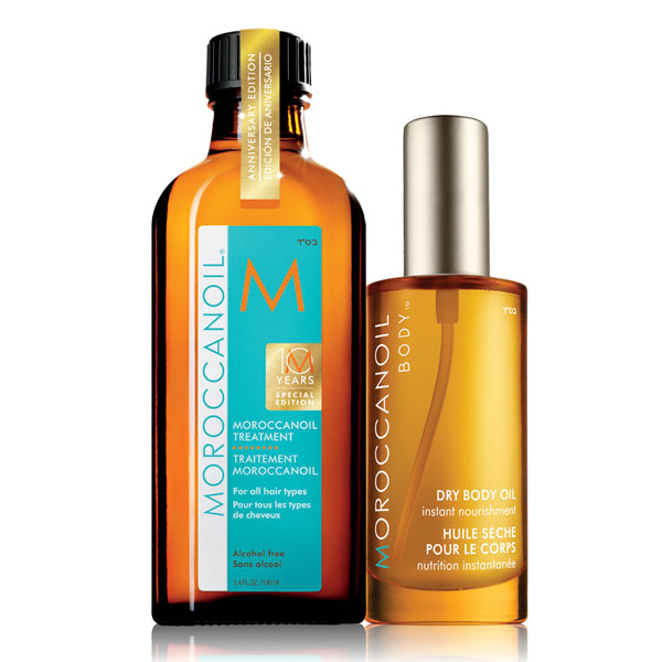 Moroccanoil 10th Anniversary Set - Light