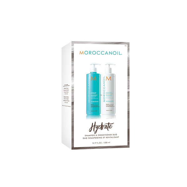Moroccanoil Hydrating 500ml Special Edition Duo
