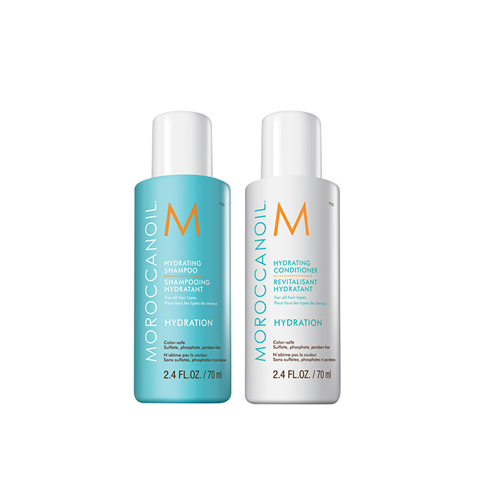 Moroccanoil Hydrating 70ml Duo