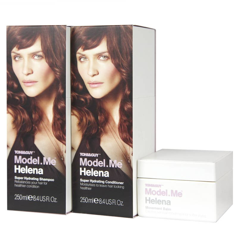 Toni and Guy Model.Me Helena Curls & Waves Trio