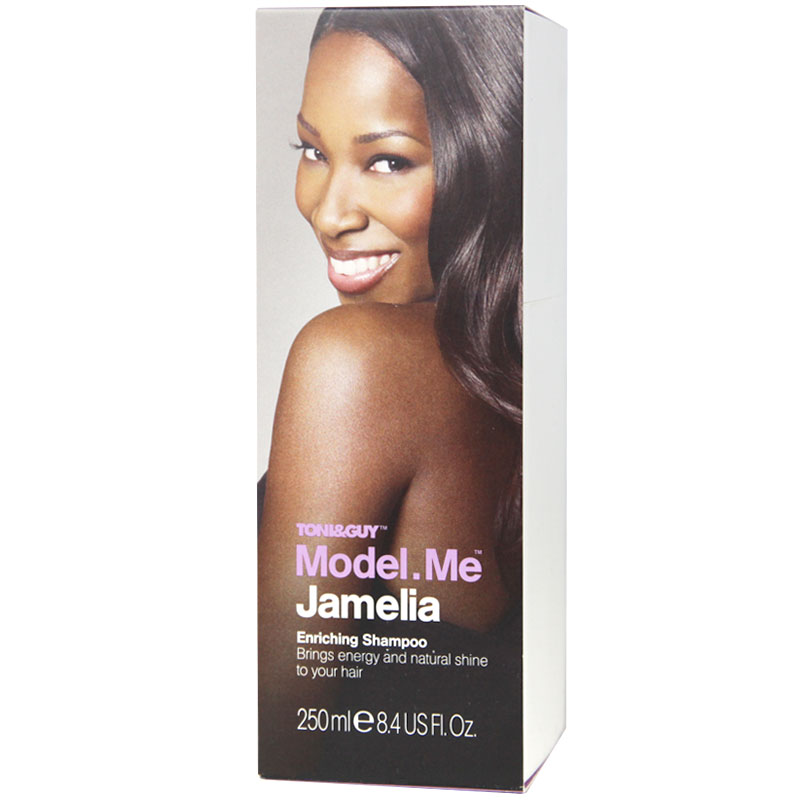 Toni and Guy Model.Me Jamelia Enriching Shampoo